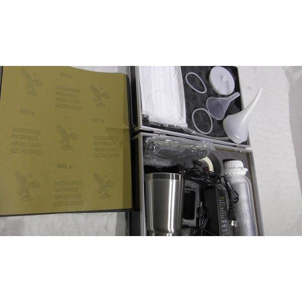 ヘッドライトスチーマーセット(高効率プロフェッショナルカーヘッドライト修理キット)|t-crafthonnpo|05