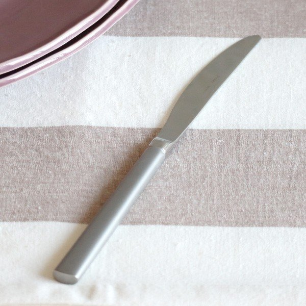デザートナイフ PRALINE プラリネ ステンレス 高品質 おしゃれカトラリー ホテル食器 ナイフ おもてなし おうちごはん 洋食器