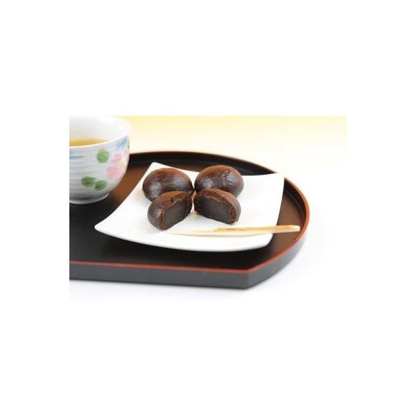 奥の平泉かりんとうまんじゅう黒糖10個入(千葉恵製菓) 岩手の土産 t-gourmet 02
