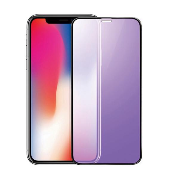 ガラスフィルム ブルーライトカット iPhone 11 Pro XR Xs MAX 全面 フィルム ガラス アイフォン 強化ガラス|t-gshop|14