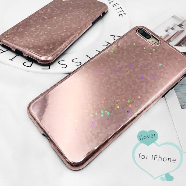 iPhone XR ケース iPhone Xs iPhone8 ケース アイフォン8 iPhone7 iPhoneケース おしゃれ キラキラ グリッター スマホケース|t-gshop|05