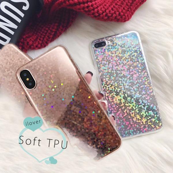 iPhone XR ケース iPhone Xs iPhone8 ケース アイフォン8 iPhone7 iPhoneケース おしゃれ キラキラ グリッター スマホケース|t-gshop|08