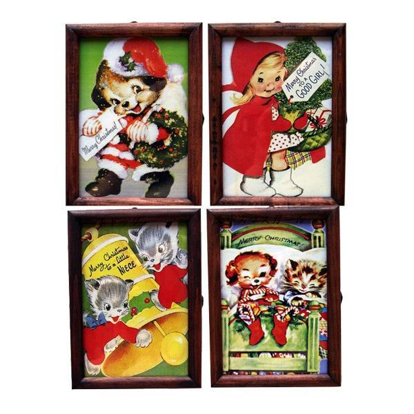 ピクチャーフレーム クリスマス PICTURE FRAME CHRISTMAS|t-home