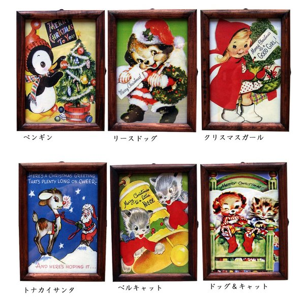 ピクチャーフレーム クリスマス PICTURE FRAME CHRISTMAS|t-home|02