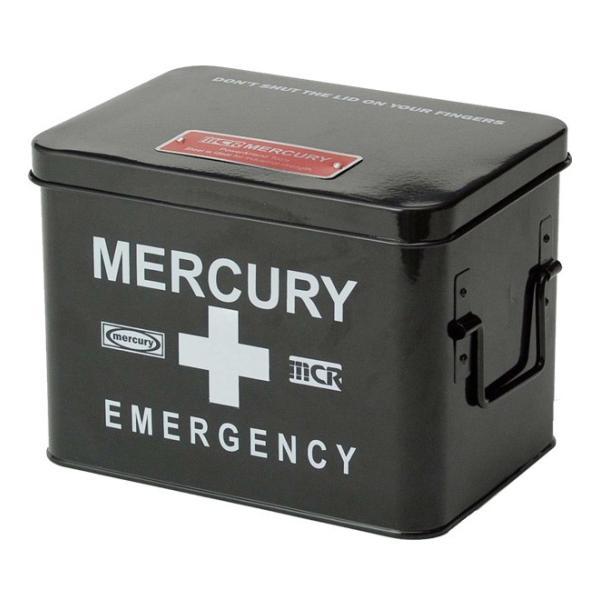 マーキュリー エマージェンシーボックス ブラック MERCURY  EMERGENCY BOX BLACK|t-home