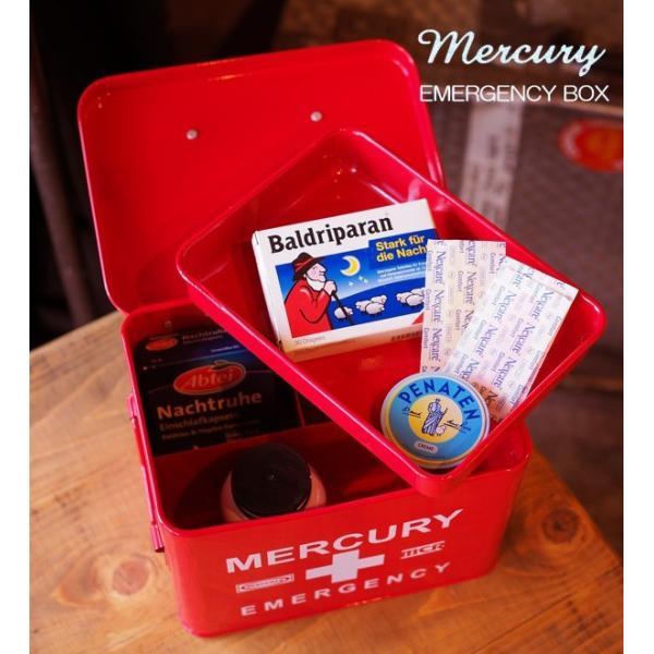 マーキュリー エマージェンシーボックス ブラック MERCURY  EMERGENCY BOX BLACK|t-home|02