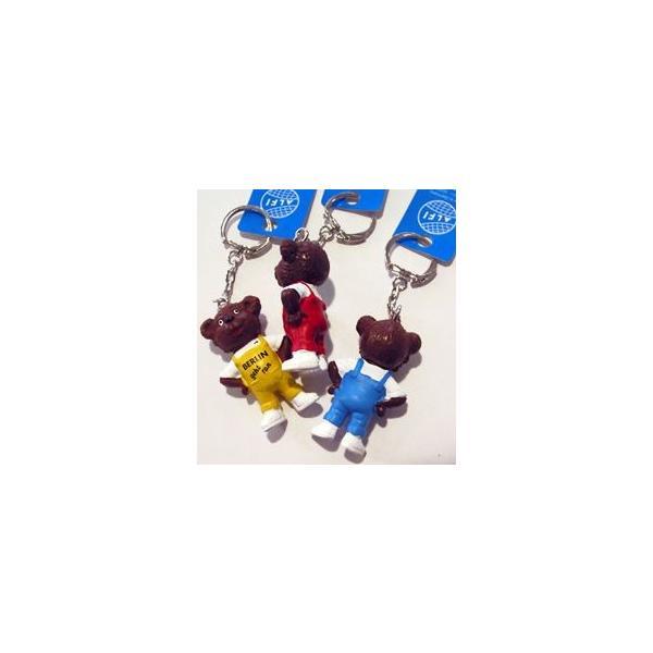 ALFI マラソンベアキーリング ドイツ製のフィギュアキーリング レッド|t-home|02