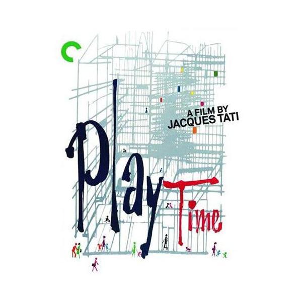 『Play Time プレイタイム (1)』 ジャック・タチ(Jacques Tati )ポスター サイズ69X102cm|t-home