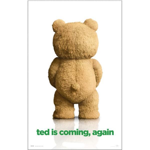 『ted2 テッド2』 ポスター サイズ91×61cm|t-home