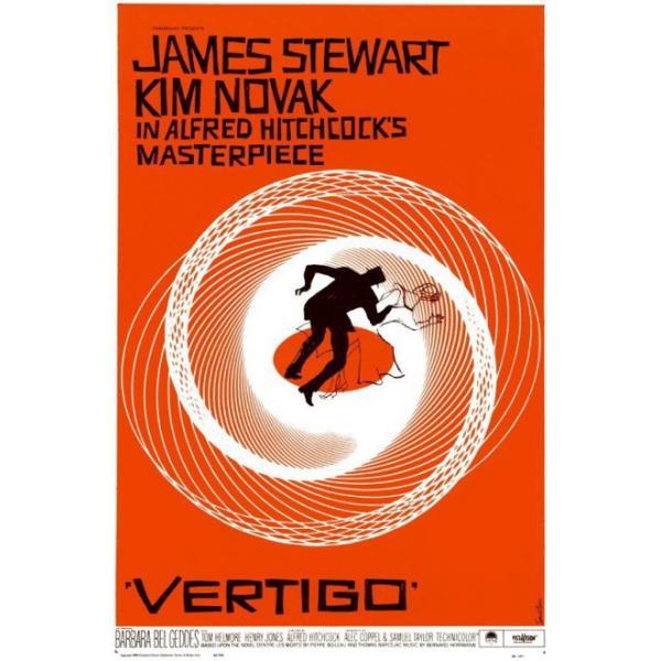『Vertigo めまい』ポスター サイズ61X91cm t-home