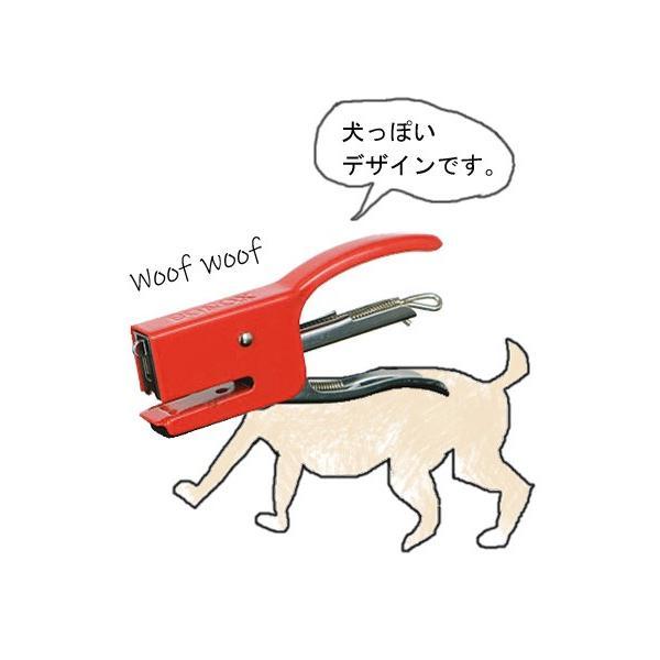 ダルトン ボノックス ステープラー レッド BONOX STAPLER RED|t-home|04