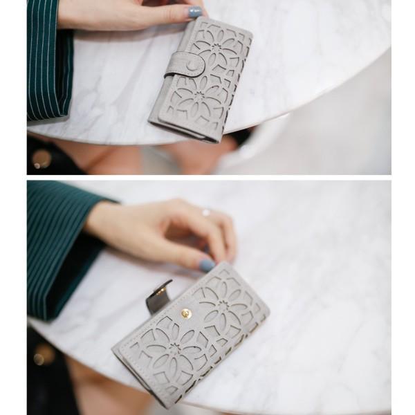 キーケース レディース おしゃれ 多機能 メンズ カードケース ブランド カード かわいい コンパクト 使いやすい ボタン お洒落 スマートキー キーリング|t-martshop|08