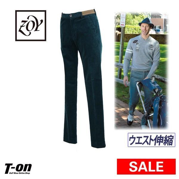 【50%OFFセール】ロングパンツ メンズ ゾーイ ZOY  ゴルフウェア|t-on|01