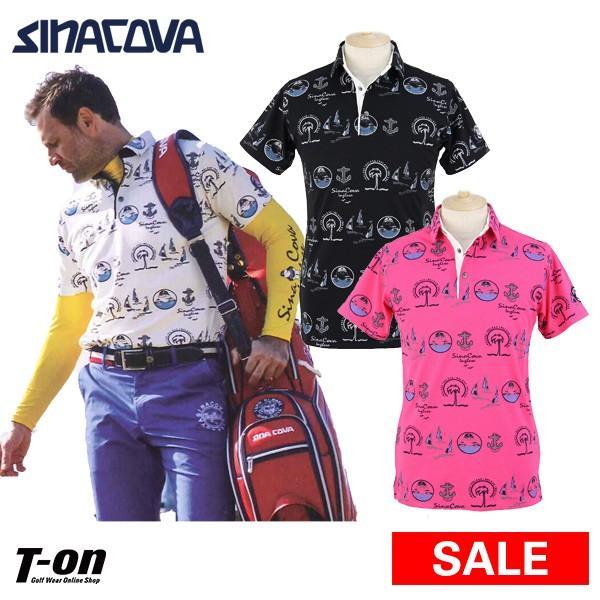 88b8fc36a8cdf1 ポロシャツ シナコバ イングレーゼ SINACOVA INGLESE 2019 春夏 新作 ゴルフウェア|t- ...