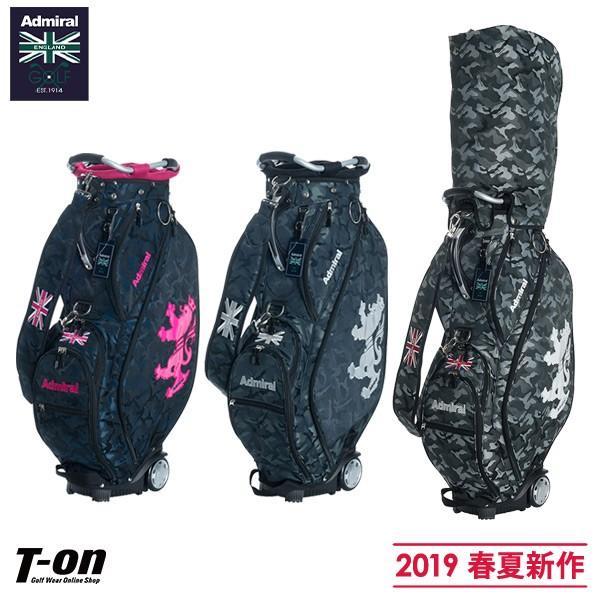 92f45fb375 キャディバッグ メンズ レディース アドミラルゴルフ Admiral Golf 日本正規品 2019 春夏 新作 ゴルフ
