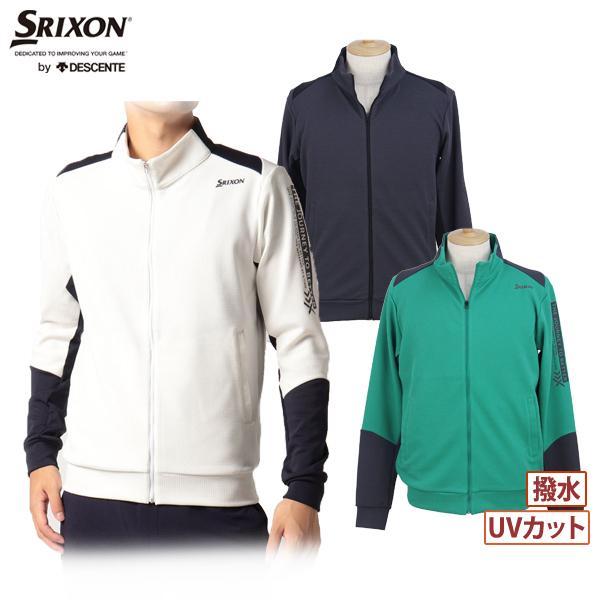 ブルゾン メンズ スリクソンbyデサント SRIXON by DESCENTE 2021 秋冬 新作 ゴルフウェア rgmsjl51