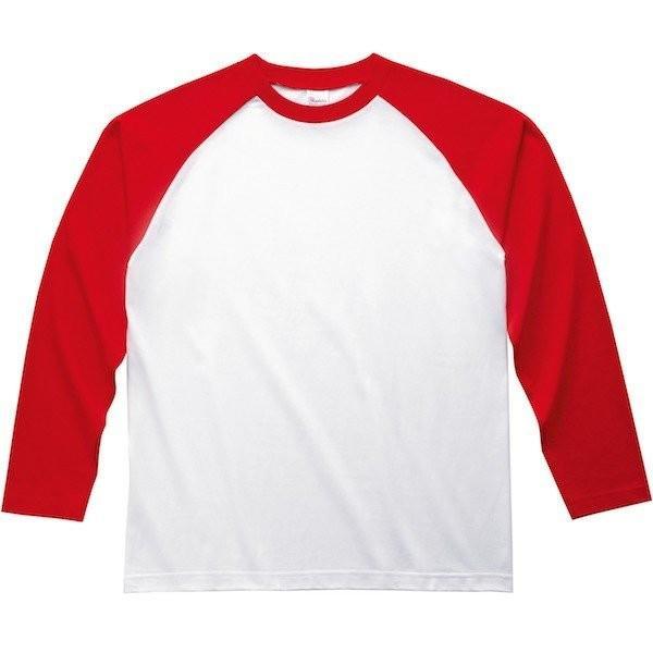 長袖 Tシャツ ラグラン メンズ 無地 Printstar(プリントスター) 5.6オンス ラグラン 長袖 Tシャツ 139rls|t-shirtst|03