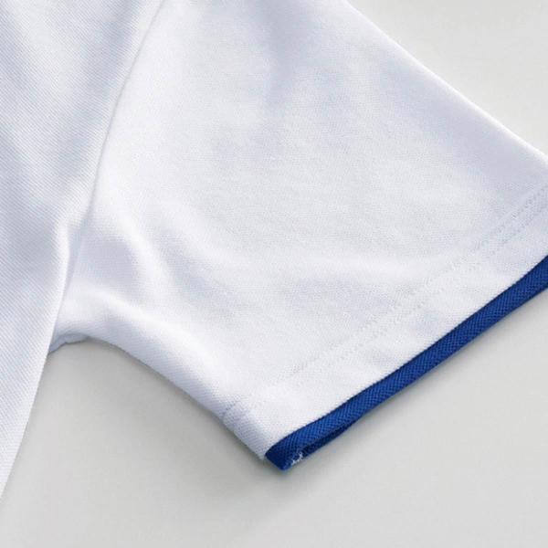 ポロシャツ メンズ 半袖 無地 Printstar(プリントスター) 5.8オンス ベーシックレイヤードポロシャツ 195byp|t-shirtst|06