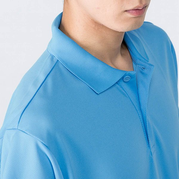 ポロシャツ メンズ 半袖 無地 ドライ 吸汗 速乾 GLIMMER(グリマー) 4.4オンス ドライポロシャツ 302adp|t-shirtst|03