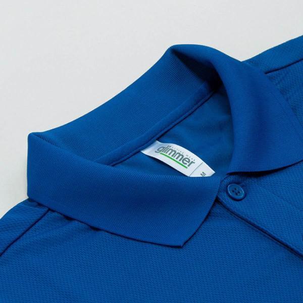 ポロシャツ メンズ 半袖 無地 ドライ 吸汗 速乾 GLIMMER(グリマー) 4.4オンス ドライポロシャツ 302adp|t-shirtst|05