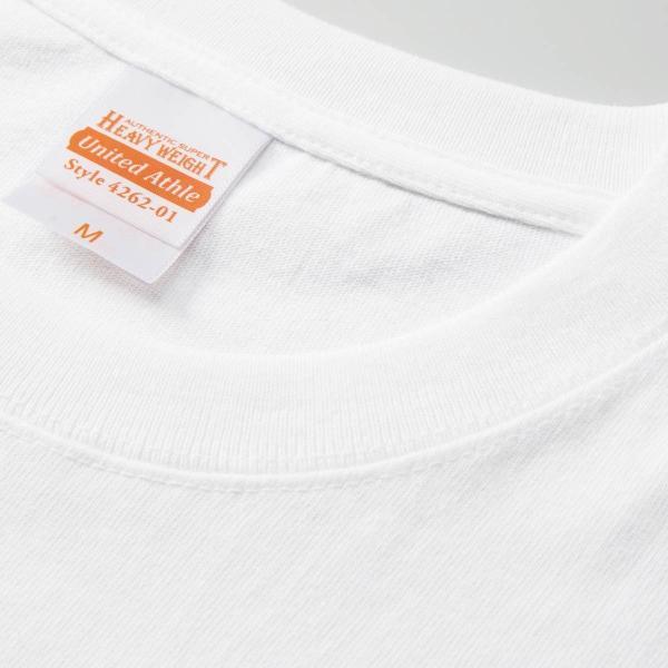 長袖Tシャツ ロンT メンズ 無地 ロンティー United Athle(ユナイテッドアスレ) スーパーヘヴィーウェイト 7.1オンス ロングスリーブ Tシャツ 426201|t-shirtst|03