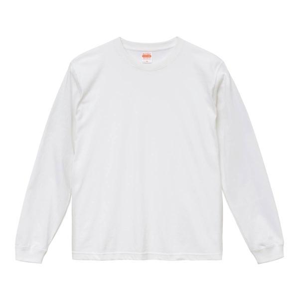 長袖Tシャツ ロンT メンズ 無地 ロンティー United Athle(ユナイテッドアスレ) スーパーヘヴィーウェイト 7.1オンス ロングスリーブ Tシャツ 426201|t-shirtst|06