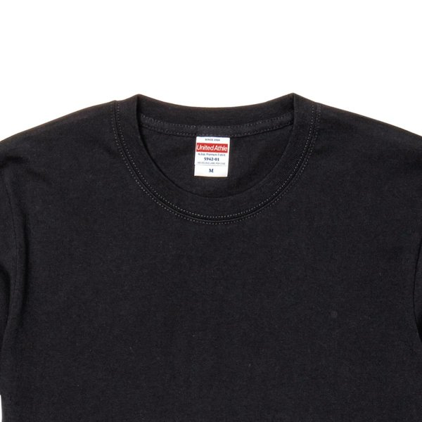 Tシャツ メンズ|United Athle(ユナイテッドアスレ) | 5942−01 6.2オンス プレミアム Tシャツ | 無地 |  XS、S、M、L、XL、XXL、XXXL|t-shirtst|03
