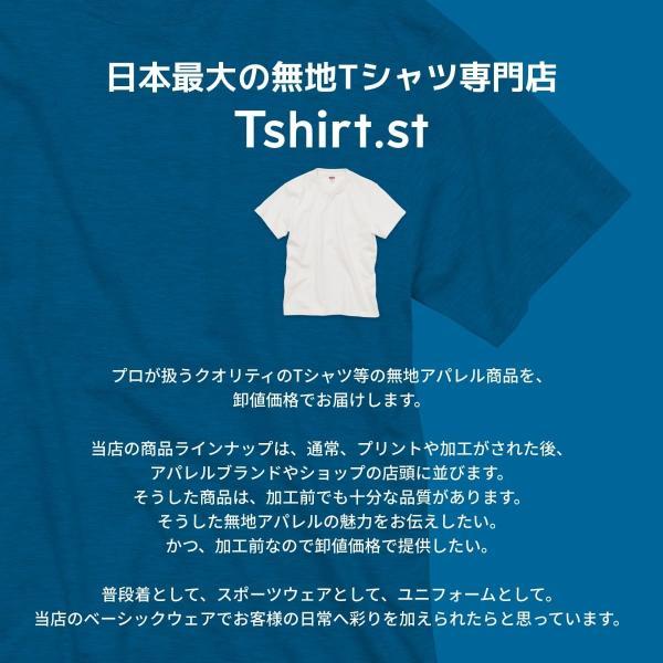 レディース 無地 半袖Tシャツ demimoon(デミムーン) DE4312|t-shirtst|03