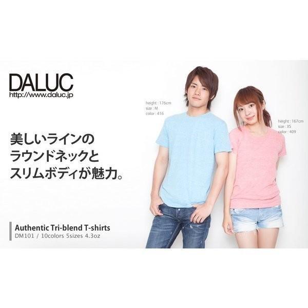 トライブレンドヴィンテージ 半袖Tシャツ DALUC(ダルク) DM101|t-shirtst|04