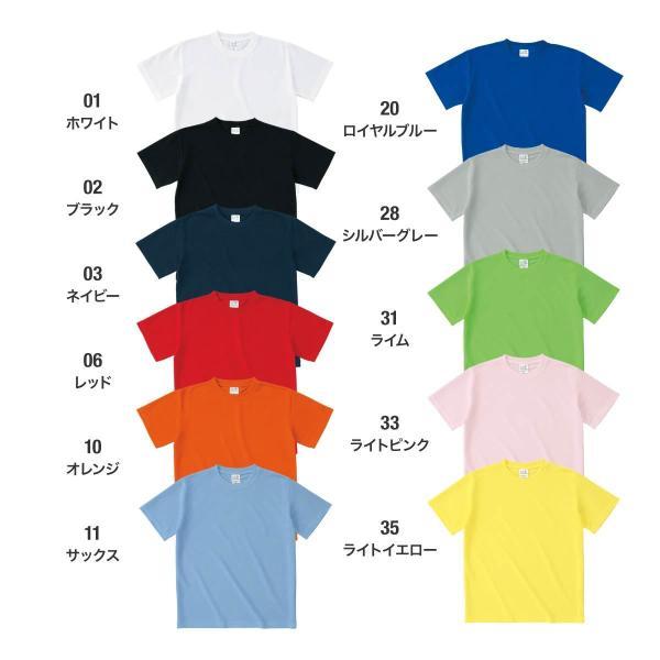 Tシャツ メンズ 半袖 無地 スポーツ 17 VergleBee(セブンティーヴェーグルビー) 4.1オンス ハニカムメッシュ Tシャツ hnc102|t-shirtst|02