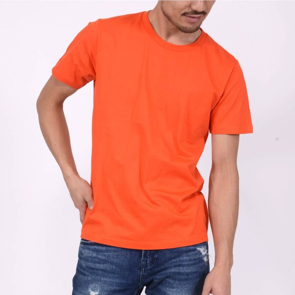 Tシャツ キッズ 半袖 無地 黒 グレー など LIFEMAX(ライフマックス) 5.3オンス ユーロ Tシャツ ms1141|t-shirtst|05