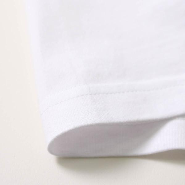 Tシャツ メンズ キッズ 半袖 無地 6.2オンス ヘビーウェイトTシャツ(ホワイト) ネイビー グレー 黒 など LIFEMAX(ライフマックス) ms1149|t-shirtst|08