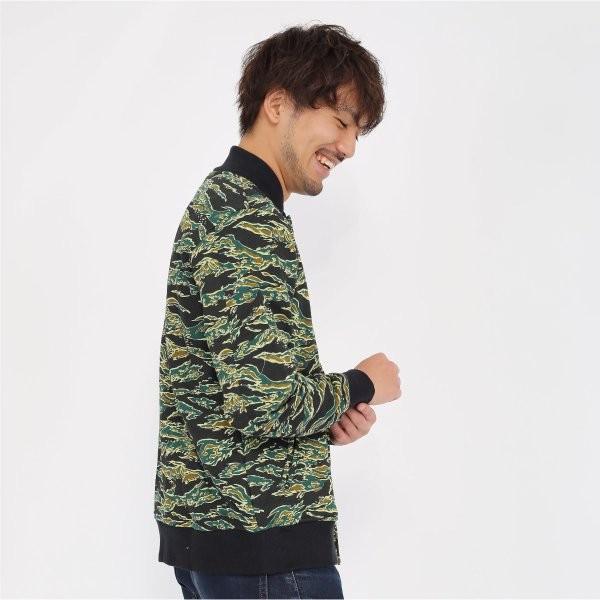 アウター メンズ スウェット 無地 10オンスフレンチテリーノベルティスタジャン LIFEMAX(ライフマックス) t-shirtst 05
