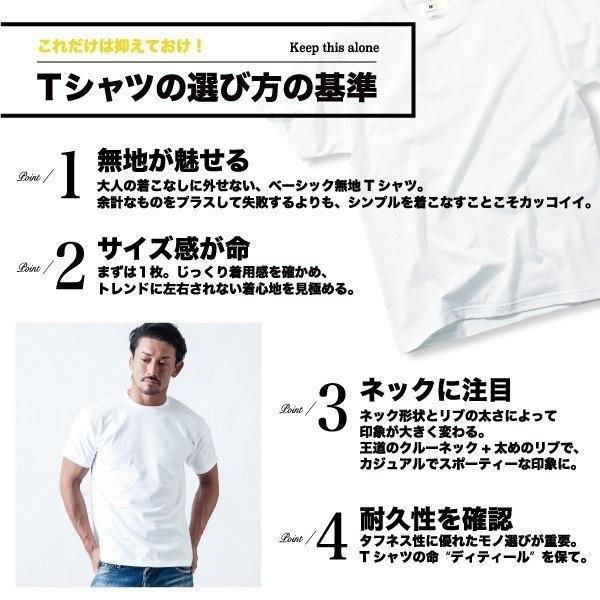 Tシャツ メンズ 半袖 無地 白 黒 ネイビー NUMBER TEE(ナンバーティー) nt24|t-shirtst|02
