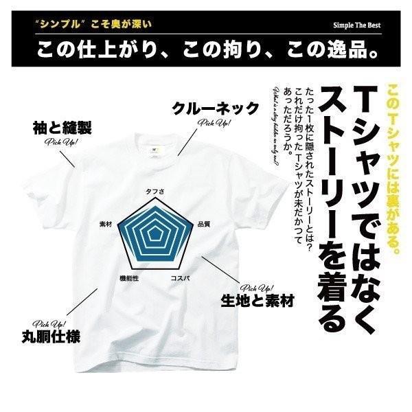 Tシャツ メンズ 半袖 無地 白 黒 ネイビー NUMBER TEE(ナンバーティー) nt24|t-shirtst|03