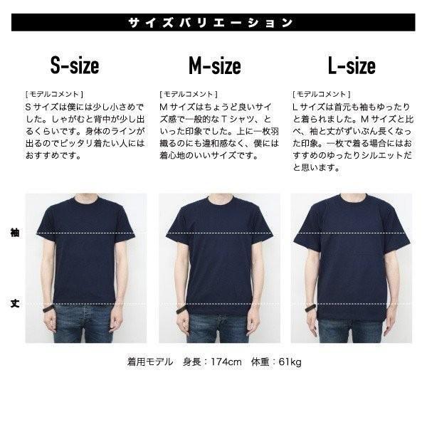 Tシャツ メンズ 半袖 無地 白 黒 ネイビー NUMBER TEE(ナンバーティー) nt24|t-shirtst|04