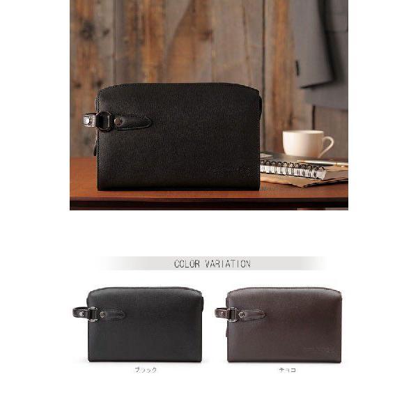 青木鞄 本革セカンドバッグ メンズ レザー 日本製 慧可 COMPLEX GARDENS t-style 02