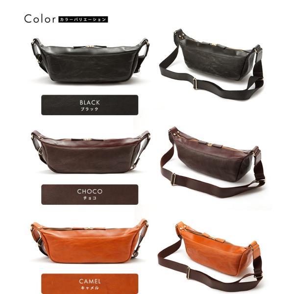 豊岡鞄 ボディバッグ メンズ 本革 40代 レザー 日本製|t-style|02