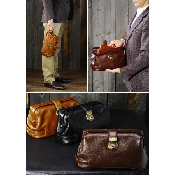 豊岡鞄 ダレスセカンドバッグ メンズ 本革 日本製 t-style 06