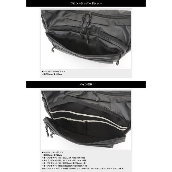 NOMADIC ノーマディック 舟形ショルダーバッグ メンズ ターポリン A4 防水 TN-02|t-style|06