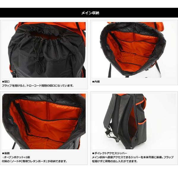 NOMADIC ノーマディック 軽量バックパック メンズ デイパック SE-01|t-style|05