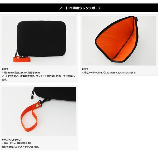 NOMADIC ノーマディック 軽量バックパック メンズ デイパック SE-01|t-style|06