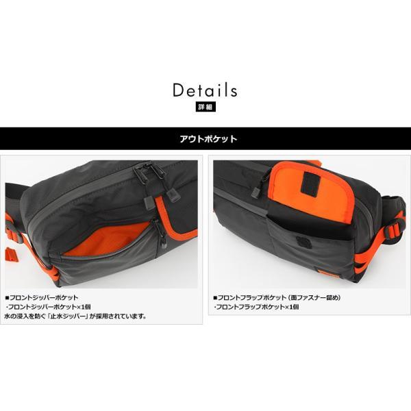NOMADIC ノーマディック ヨコ型ボディバッグ メンズ iPad 軽量 SE-02|t-style|04