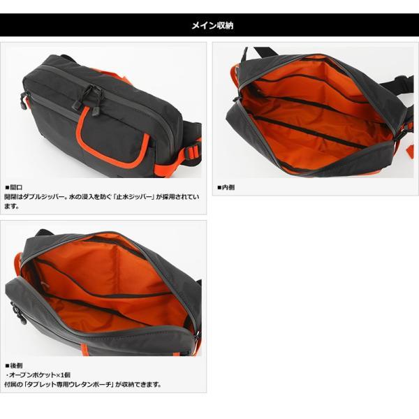 NOMADIC ノーマディック ヨコ型ボディバッグ メンズ iPad 軽量 SE-02|t-style|05
