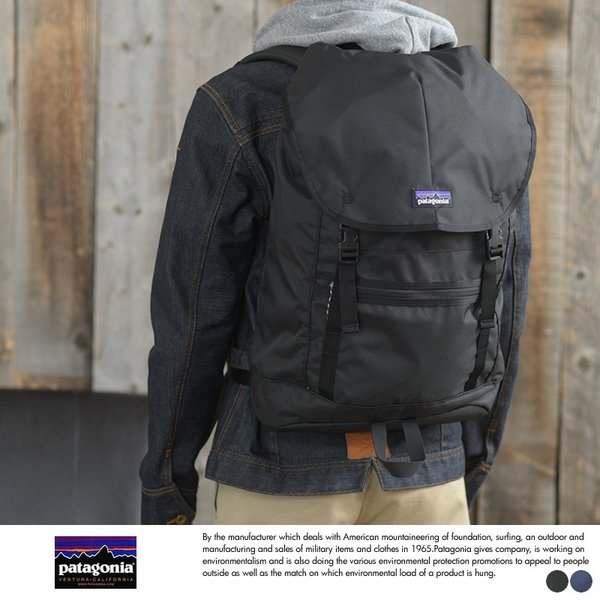 patagonia パタゴニア リュック メンズ 軽量 パソコン バックパック Arbor Classic Pack 25L 47958|t-style