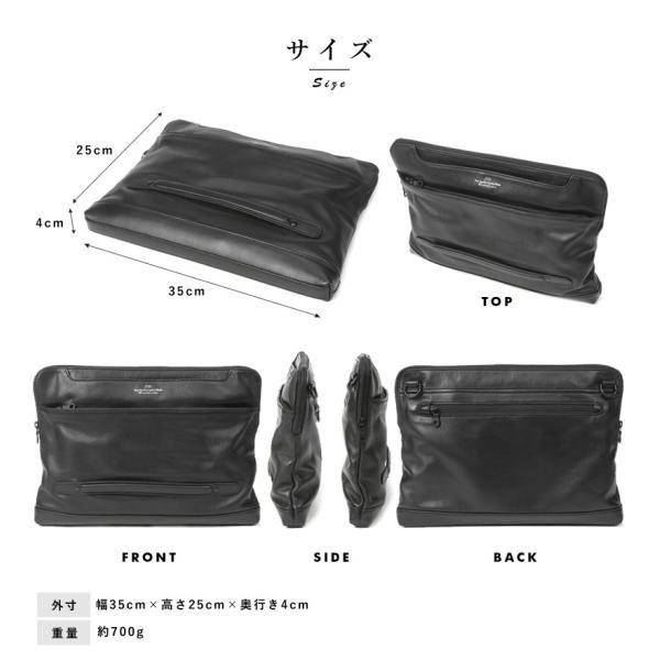 JOYA 防水牛革 2wayショルダーバッグ|t-style|07
