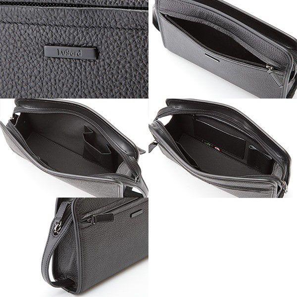 青木鞄 Lugard 本革セカンドバッグ メンズ 日本製 レザー フォーマル|t-style|04