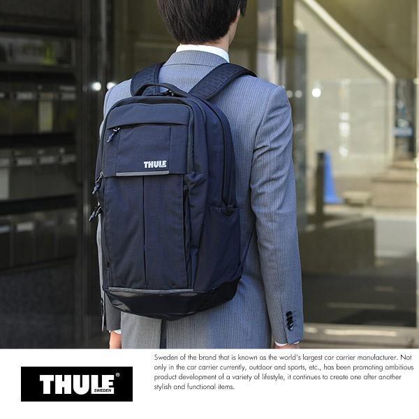3a9108cc8072 THULE ビジネスリュック メンズ B4 パソコン PARAMOUNT 27L :TS-06839 ...