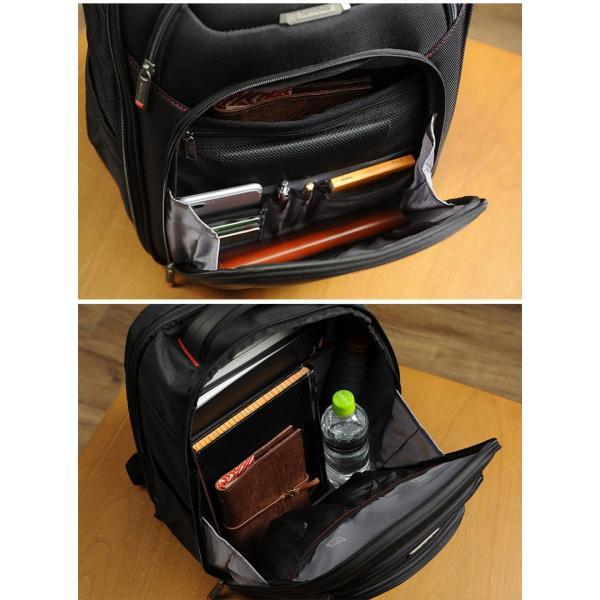 サムソナイト ビジネスリュック ラージ Samsonite XENON3 Large Backpack 89431-1041|t-style|04