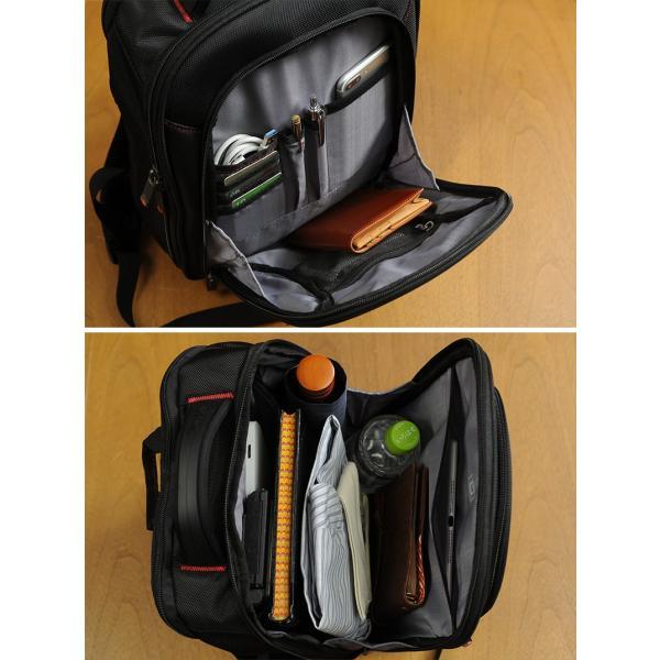 サムソナイト ビジネスリュック スモール Samsonite XENON3 Small Backpack 89435-1041 t-style 04